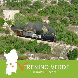 Trenino Verde della Sardegna Mandas Laconi