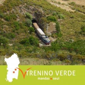 Trenino Verde della Sardegna Mandas Seui