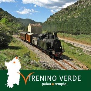 Trenino Verde della Sardegna Palau Tempio